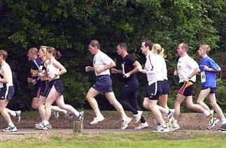 Sutton Park 10k