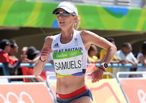 Olympian Sonia Samuels will be competing in the Fradley 10k