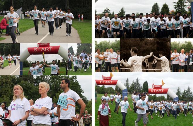 WIPRO 5k run 2013