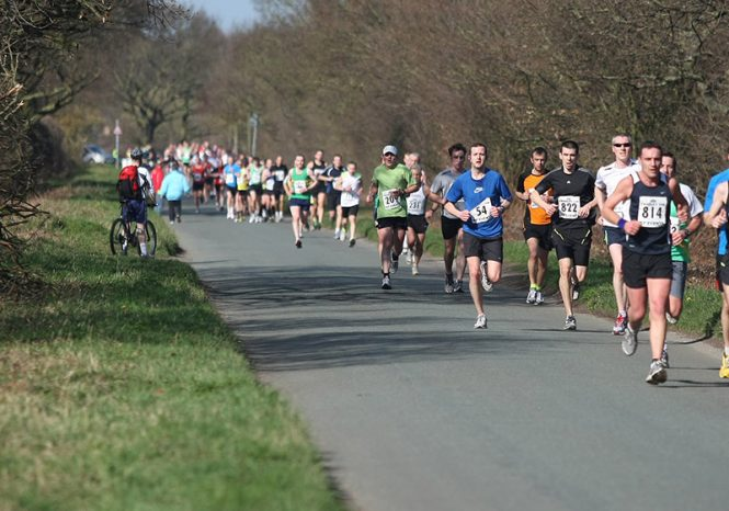 EVENT - Florette Fradley 10k - 10th March 2019