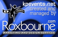 KP Events.net - designed and managed by Roxbourne.com - Web Designers and eCommerce Developers Birmingham