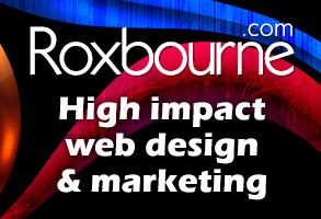 Roxbourne web design and e-commerce