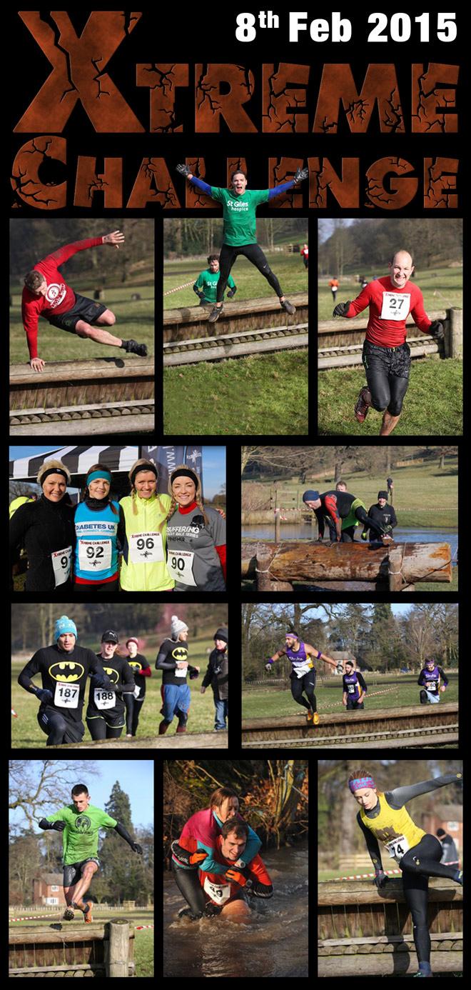 Xtreme Challenge Feb 2015